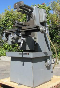 """Clausing 8540 Mill Horizontal Milling Machine 26"""" Table Ax"""