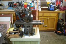 MILLING MACHINE , SMALL BENCH TOP  , WITH TOOLING . NO RESER